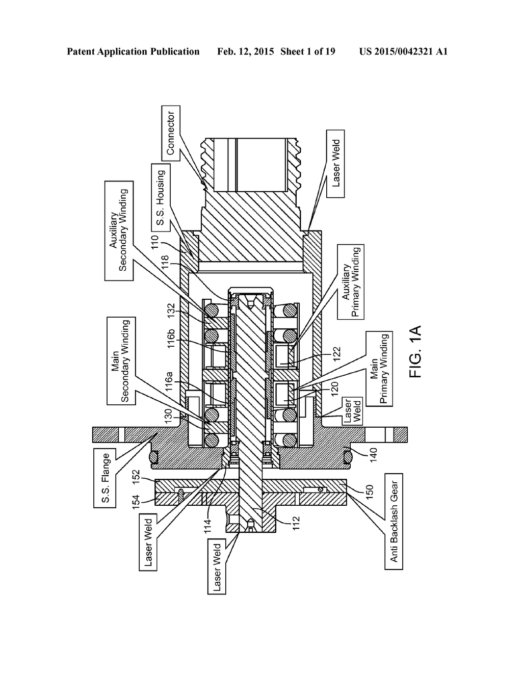 Rotary Variable Differential Transformer Rvdt Sensor Assembly With Diagram Of Welding Auxiliary Output Signal Schematic And Image 02