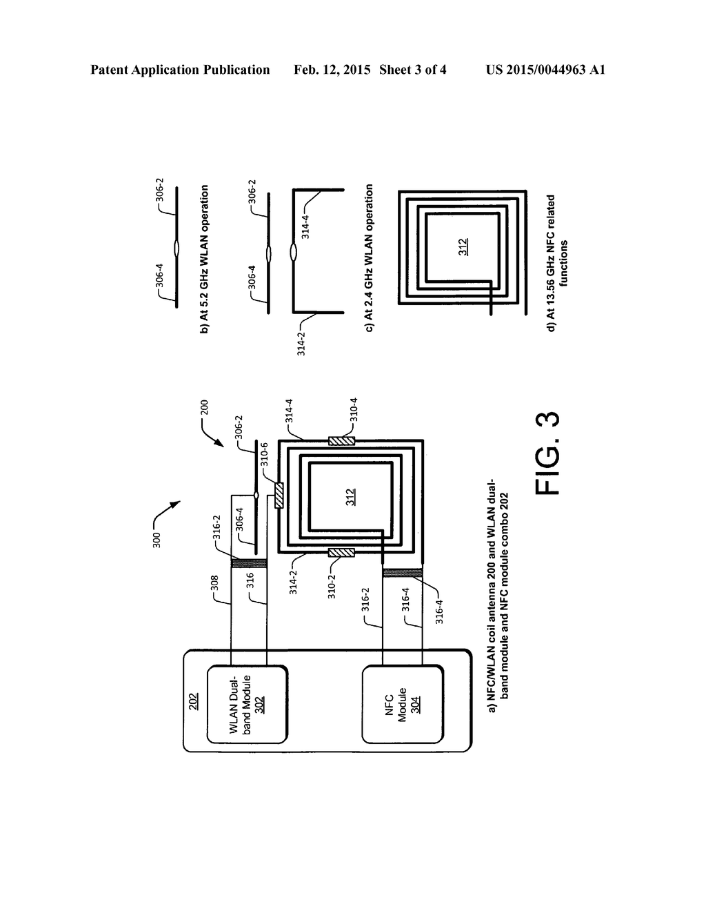 Wireless Antenna Diagram Electrical Wiring Power Schematic Near Field Communications Nfc Coil With Embedded Ford