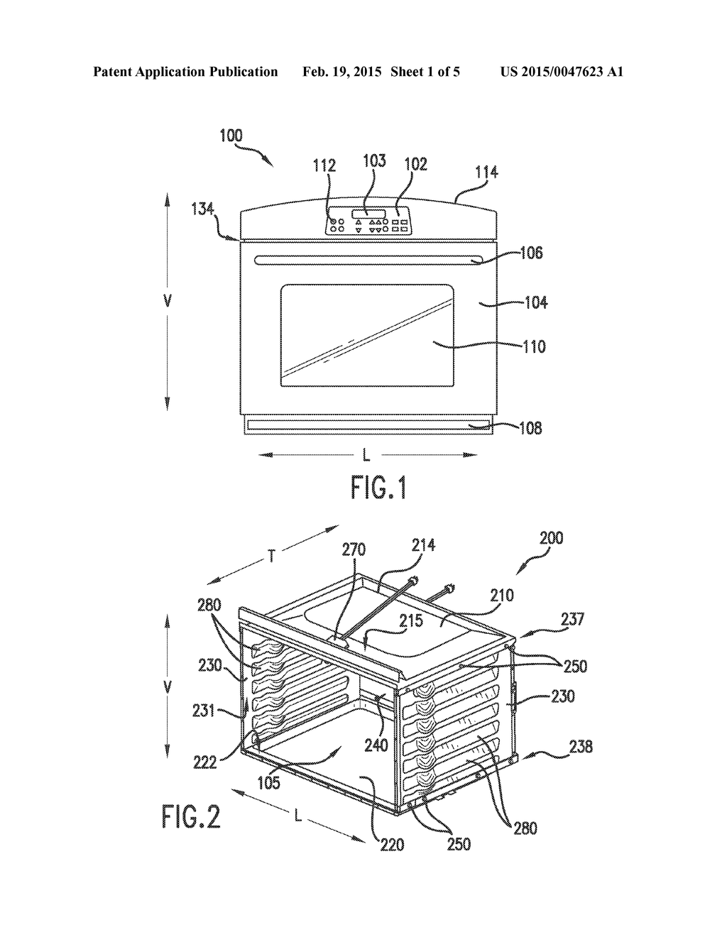 Oven Appliance and a Method for Manufacturing a Cooking Chamber of an Oven     Appliance - diagram, schematic, and image 02