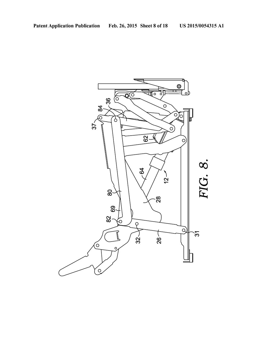 Prime Reclining And Ottoman Extending Chair Mechanism Diagram Machost Co Dining Chair Design Ideas Machostcouk