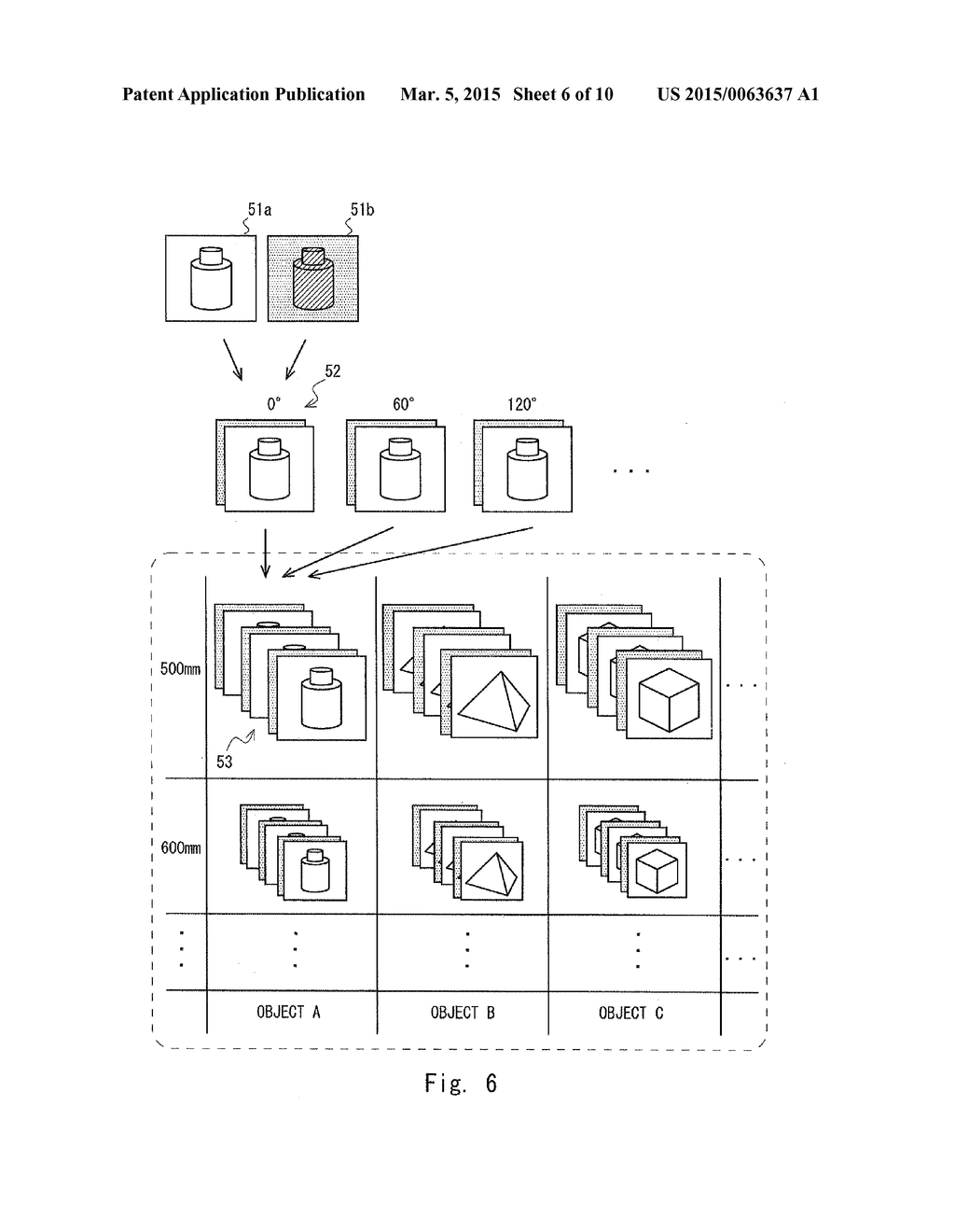 IMAGE RECOGNITION METHOD AND ROBOT - diagram, schematic, and image 07