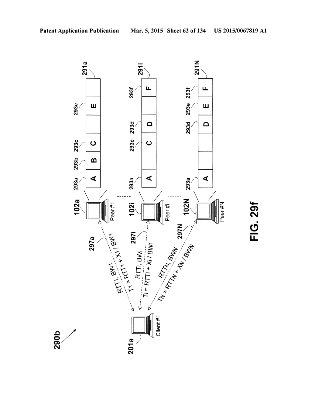 System and Method for Improving Internet Communication by Using     Intermediate Nodes - diagram, schematic, and image 63