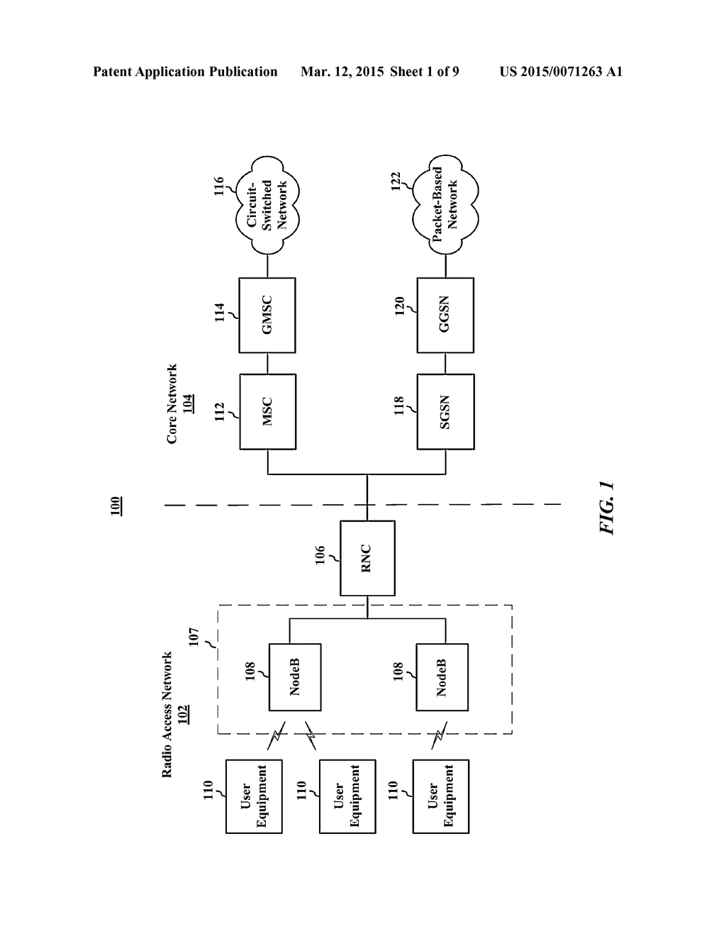 Channel Quality Index Cqi Reporting In Wireless Network Diagram Netowrk Schematic And Image 02