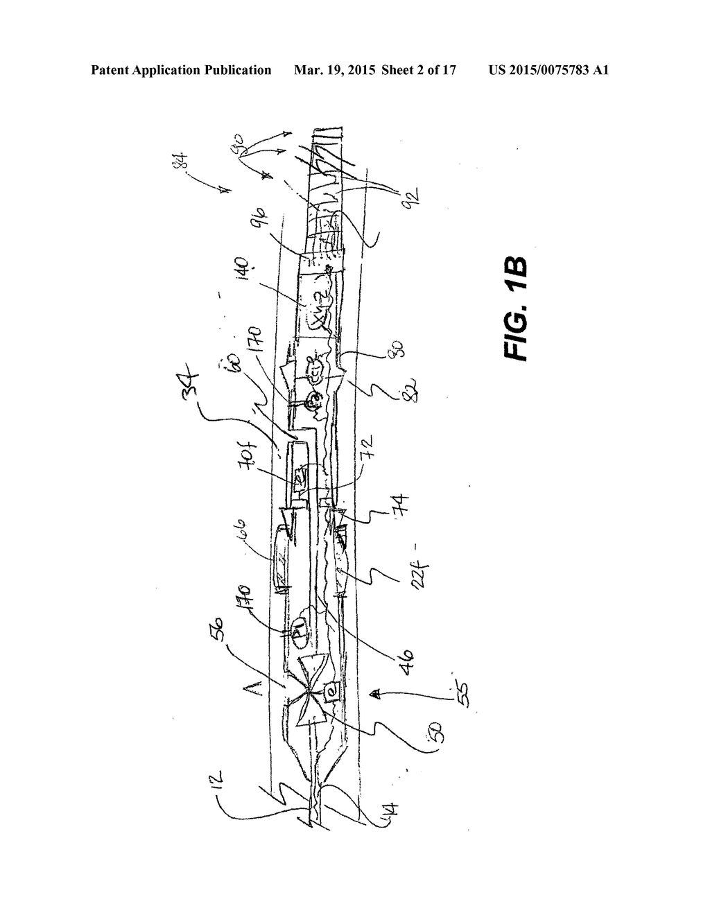 METHODS AND ELECTRICALLY-ACTUATED APPARATUS FOR WELLBORE OPERATIONS - diagram, schematic, and image 03