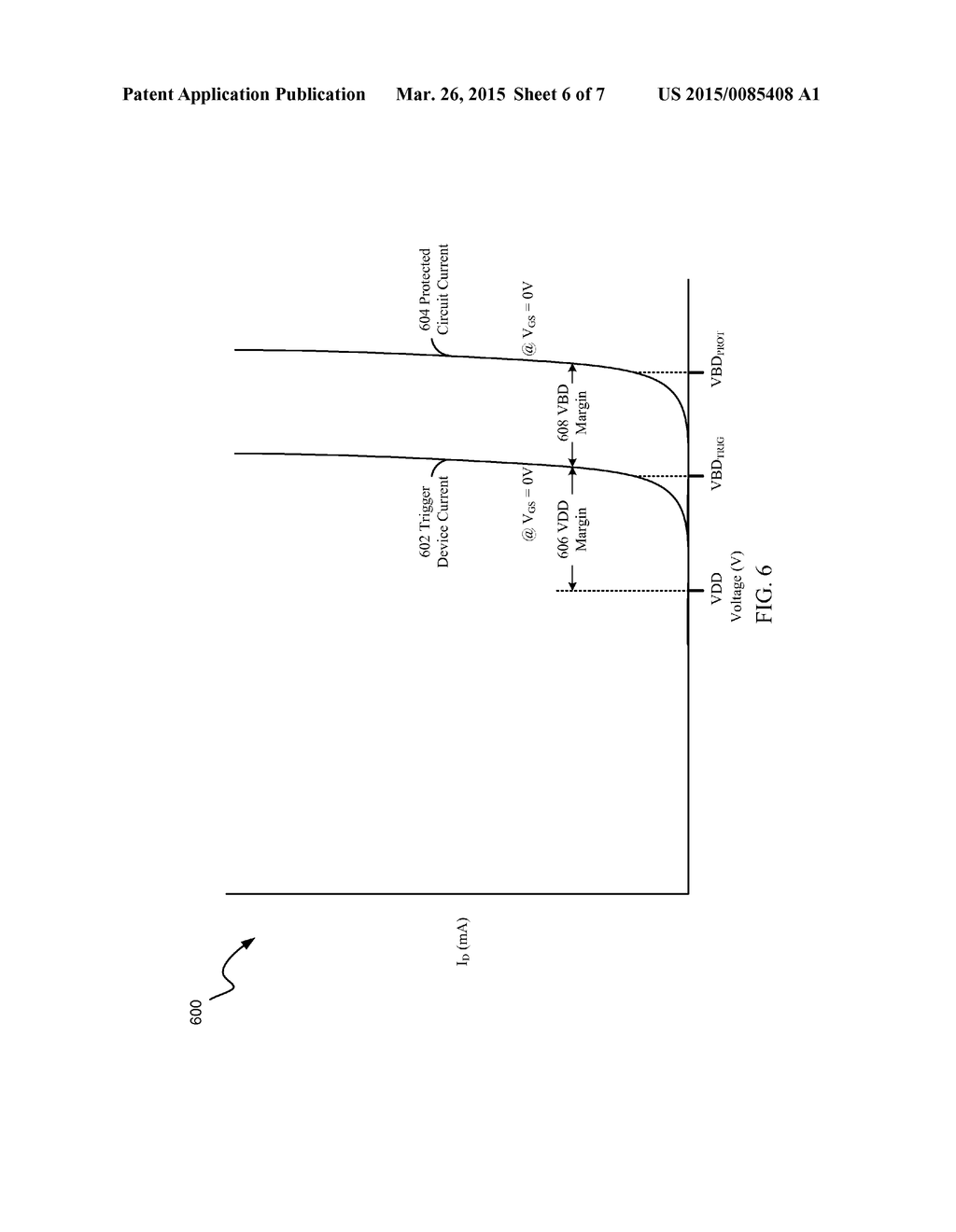 Eos Protection Circuit With Fet Based Trigger Diodes Diagram Schematic And Image 07