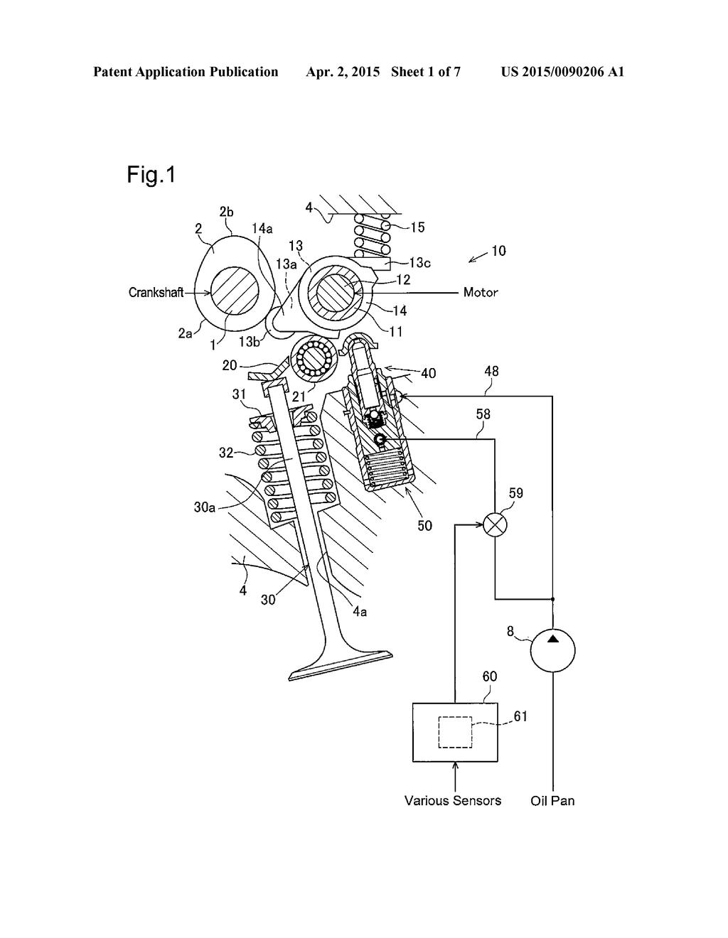 mechanism combustion engine diagram