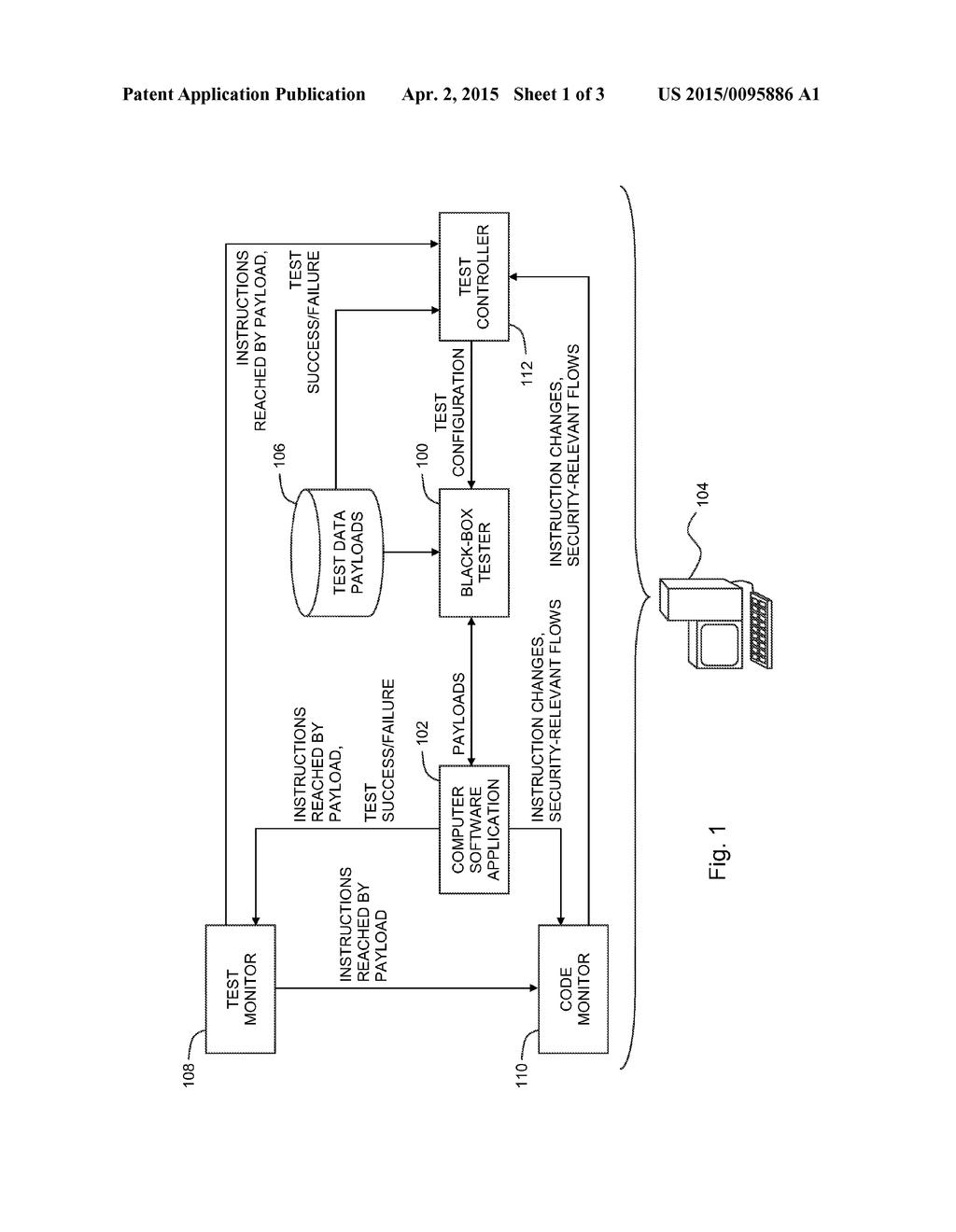 progressive black box testing of computer software applications rh patentsencyclopedia com toyota computer box diagram toyota computer box diagram