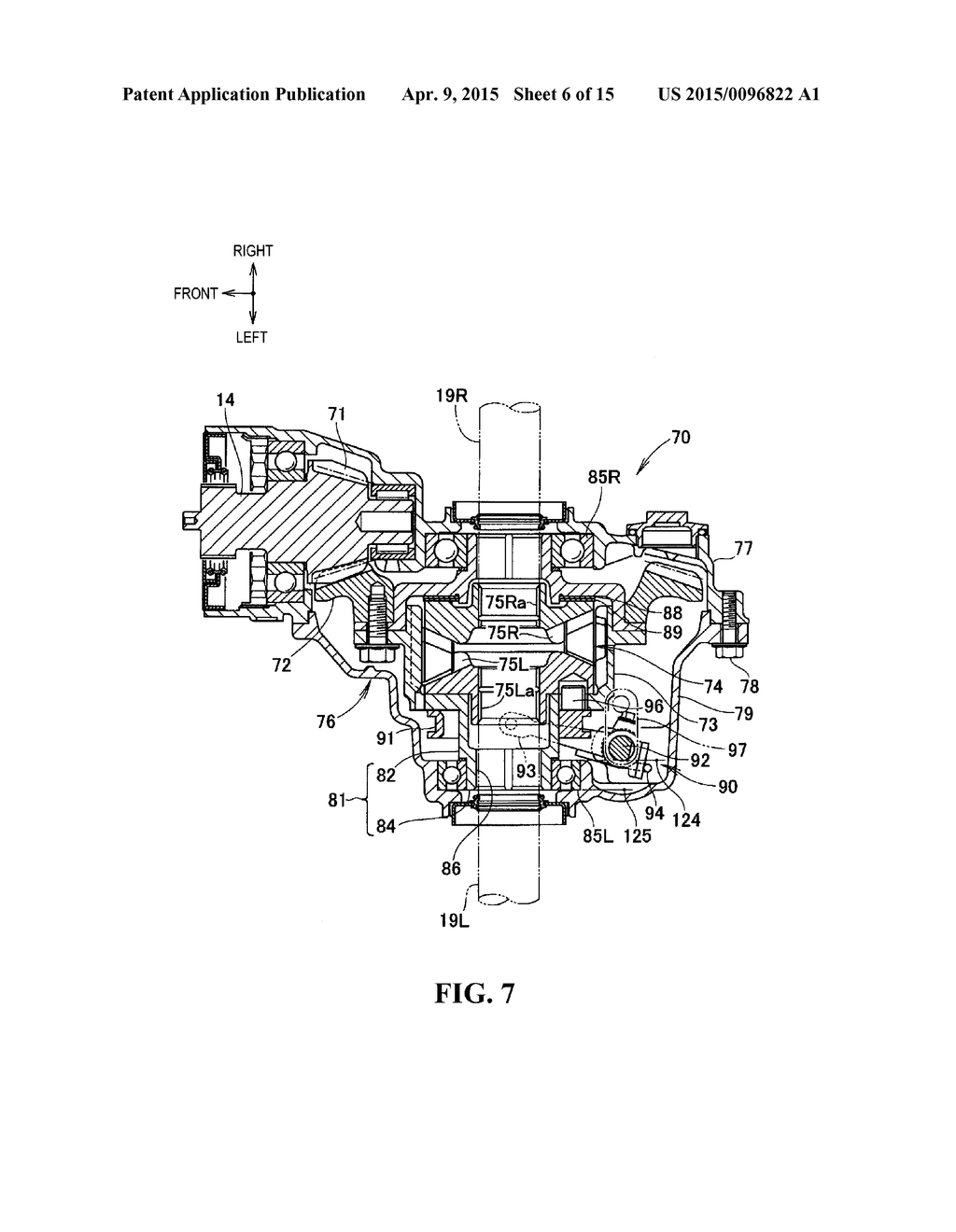 Locking Differential Diagram With Differential Lock