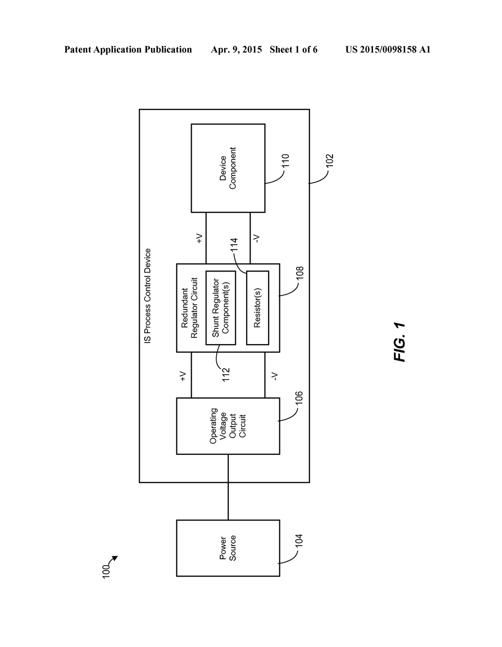 Intrinsically Safe Voltage Limiting Shunt Regulator Circuit Diagram Schematic And Image 02