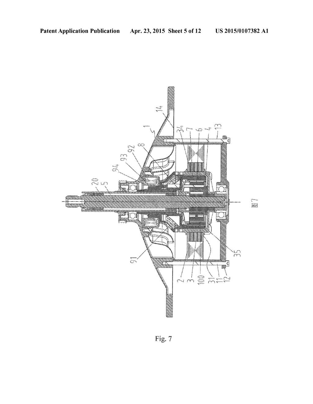 Gear Reduction Mechanism Washing Machine And Method Schematic Diagram Image 06