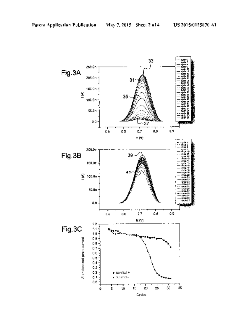 METHOD FOR ELECTROCHEMICALLY IDENTIFYING TARGET NUCLEOTIDE SEQUENCES - diagram, schematic, and image 03