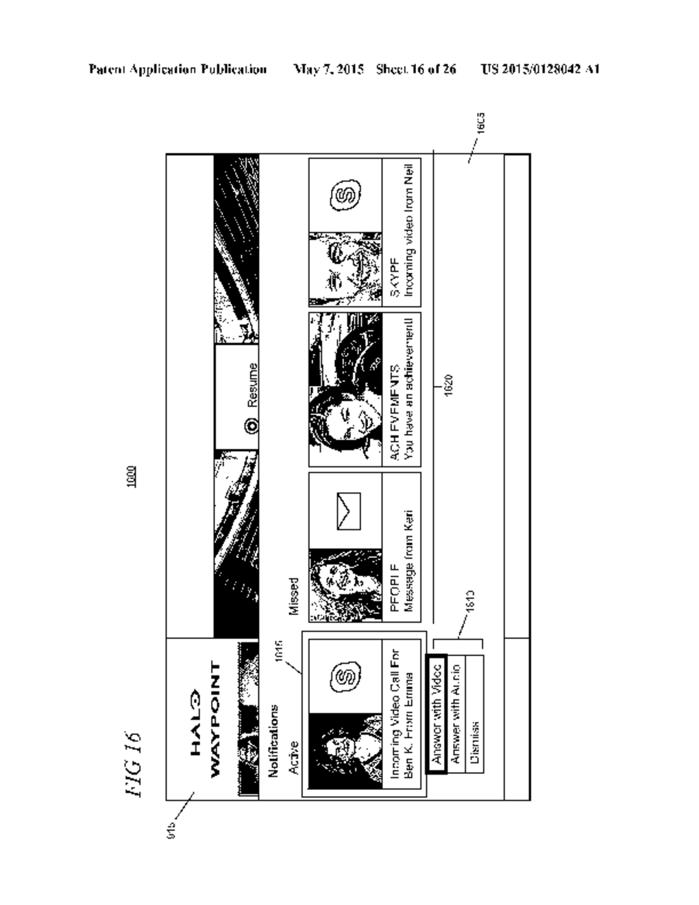 MULTITASKING EXPERIENCES WITH INTERACTIVE PICTURE-IN-PICTURE - diagram, schematic, and image 17