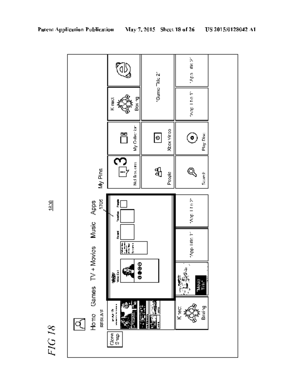 MULTITASKING EXPERIENCES WITH INTERACTIVE PICTURE-IN-PICTURE - diagram, schematic, and image 19