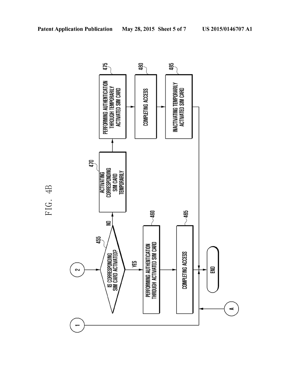 Method And Apparatus For Connecting Wireless Lan On Multi Sim Diagram Terminal Schematic Image 06