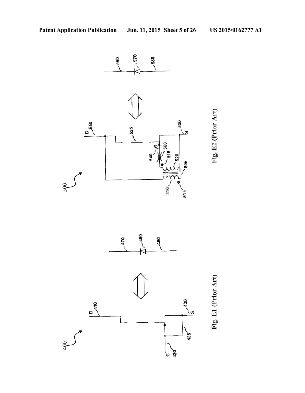Battery Charging Circuit with Serial Connection of MOSFET and An  Enhancement Mode JFET Configured as Reverse Blocking Diode with Low Forward  Voltage Drop ...
