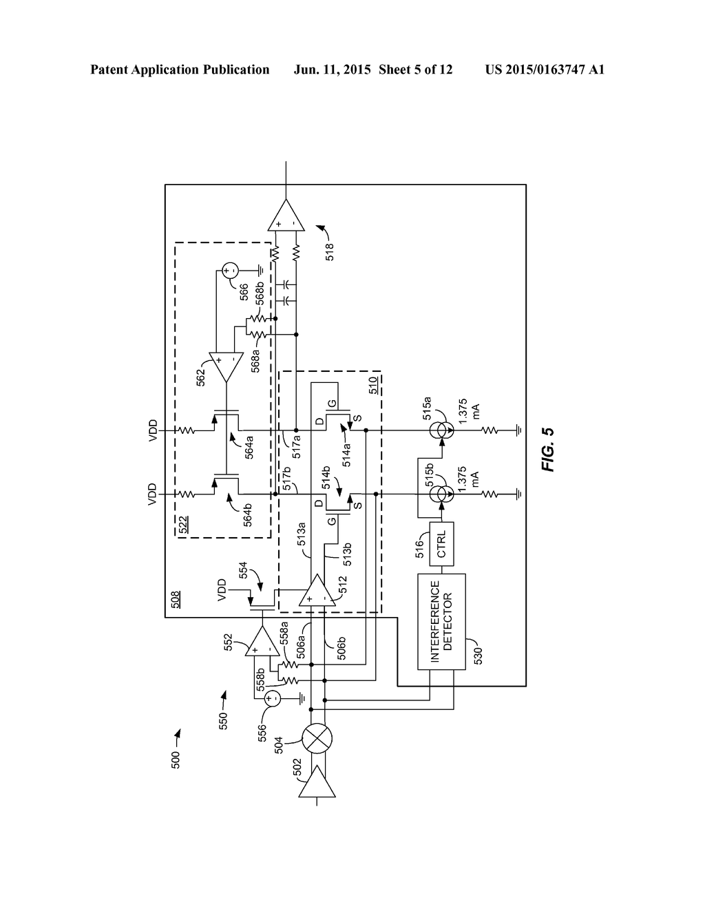 Adjustable Current Schematic Diagrams Schematicrev4 Common Gate Buffer Having Consumption In A