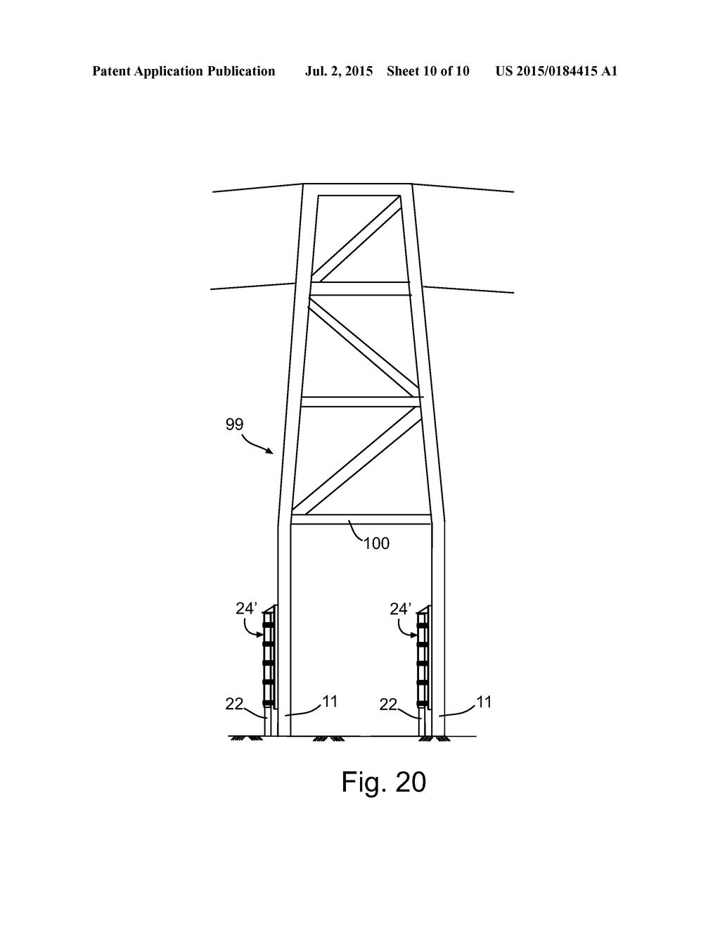 METHODS AND APPARATUSES OF SUPPORTING AND BRACING A UTILITY