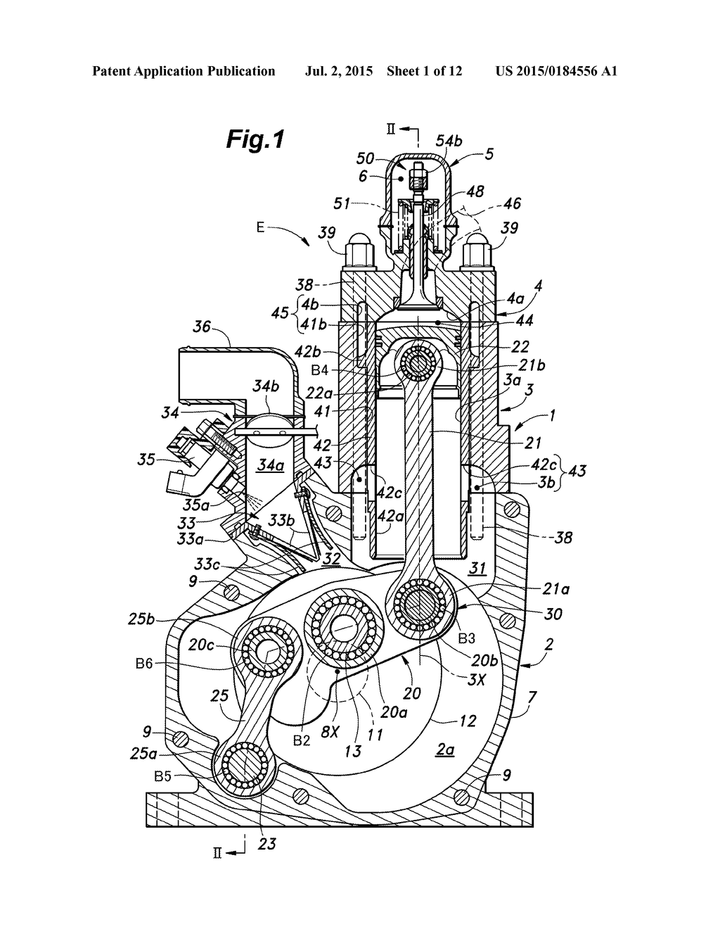 variable valve actuating mechanism for ohv engine diagram rh patentsencyclopedia com Intek OHV Engine Parts Diagram Briggs and Stratton OHV Engine Parts Diagrams