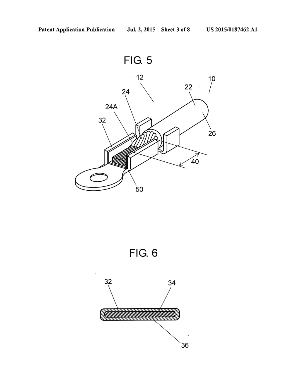 METHOD FOR FORMING ELECTRICAL CONNECTION STRUCTURE PART, METHOD FOR ...