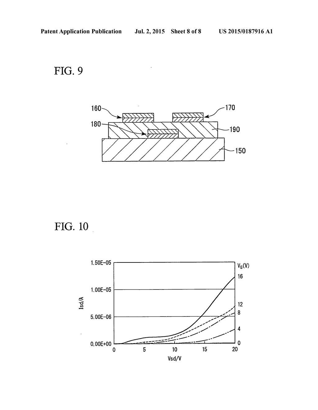 ... METHOD OF MANUFACTURING THIN FILM TRANSISTOR, ZINC OXIDE THIN FILM,  THIN FILM TRANSISTOR, AND TRANSPARENT OXIDE WIRING - diagram, schematic,  and image ...
