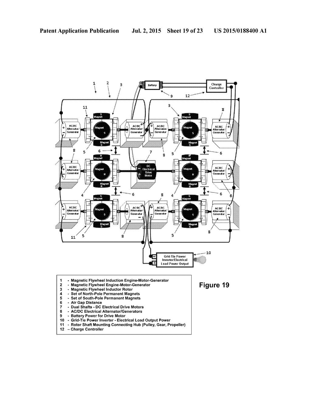 magnetic flywheel induction engine motor generator diagram force field diagram magnetic flywheel induction engine motor generator diagram, schematic, and image 20