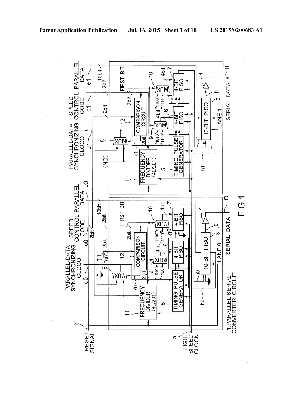 Parallel Serial Converter Circuit Diagram Schematic And Image 02 To
