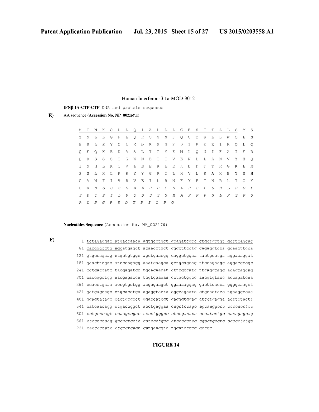 LONG-ACTING POLYPEPTIDES AND METHODS OF PRODUCING SAME - diagram, schematic, and image 16