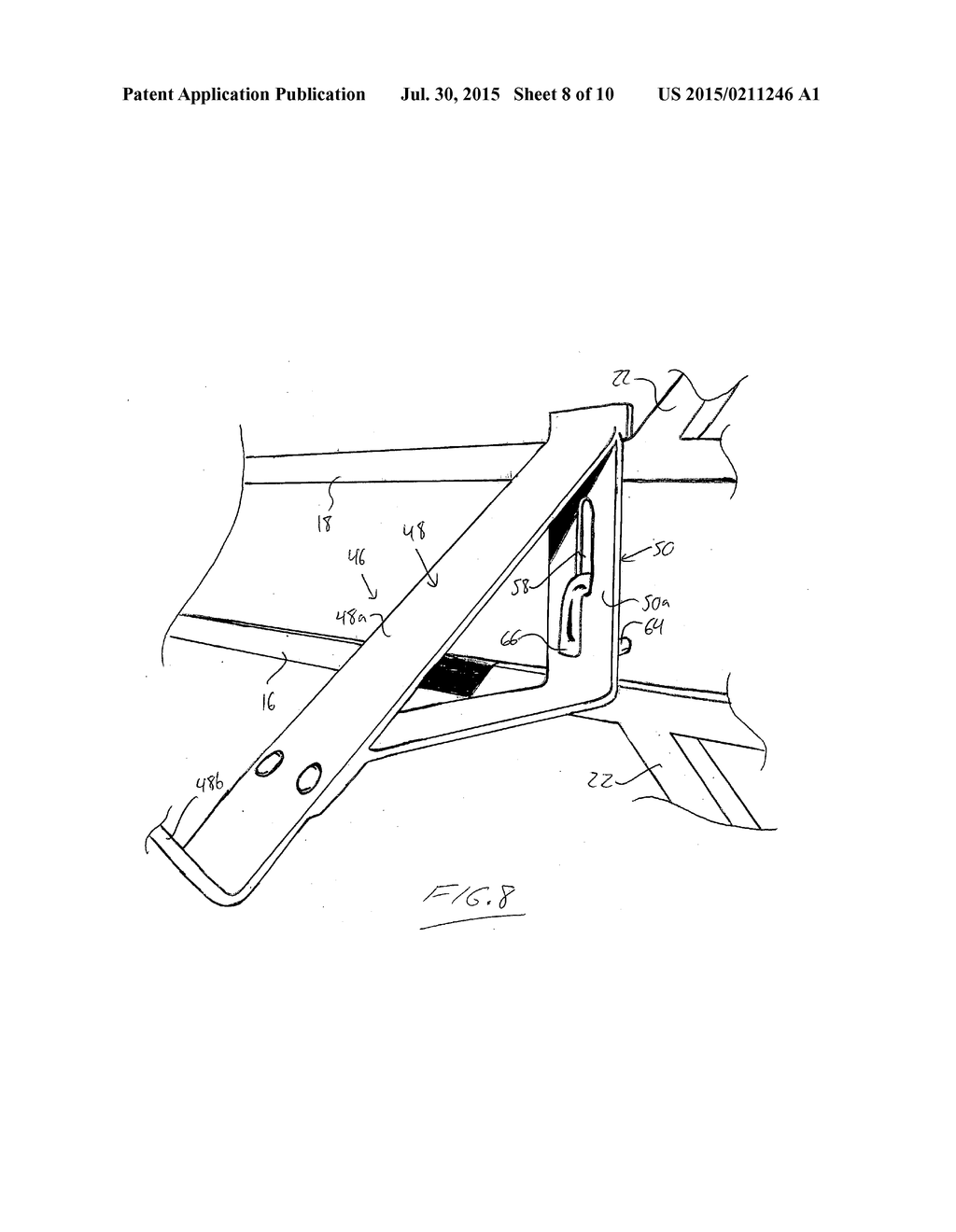 rooftop bracket or jack system for supporting roofers roofing Different Types Roof House with Diagrams rooftop bracket or jack system for supporting roofers roofing supplies or other rooftop loads diagram schematic and image 09