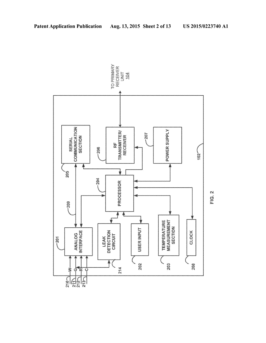 Service-Detectable Analyte Sensors and Methods of Using and Making Same - diagram, schematic, and image 03