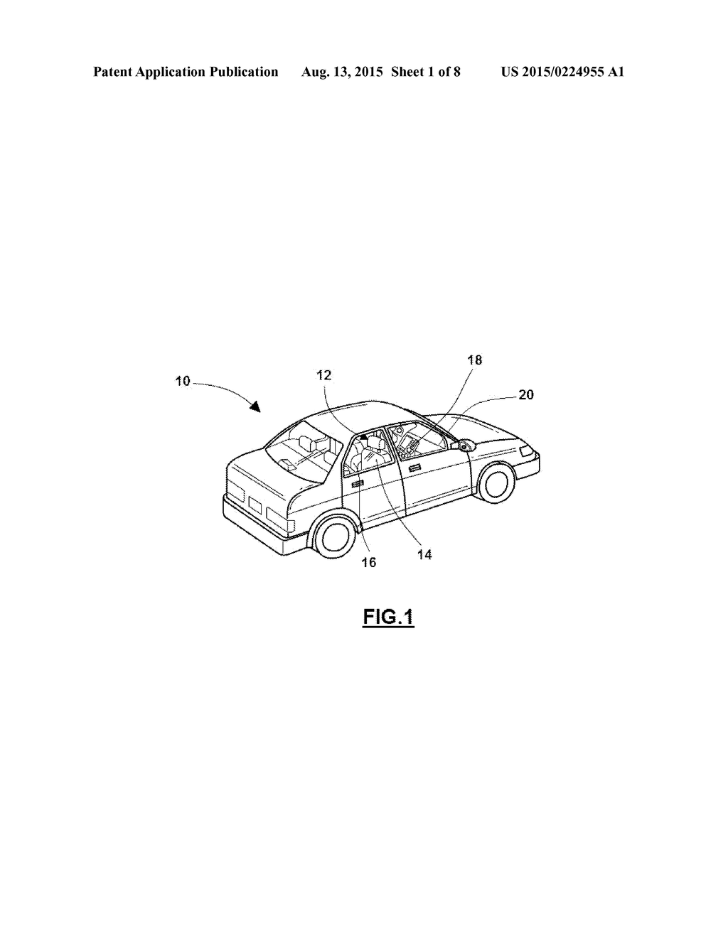 AIRBAG DEPLOYMENT SYSTEM FOR A FABRIC WRAPPED VEHICLE INTERIOR PLANEL -  diagram, schematic, and image 02
