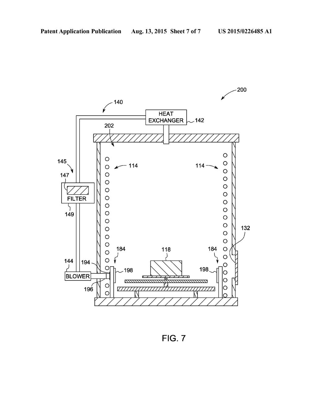 vacuum furnace schematic