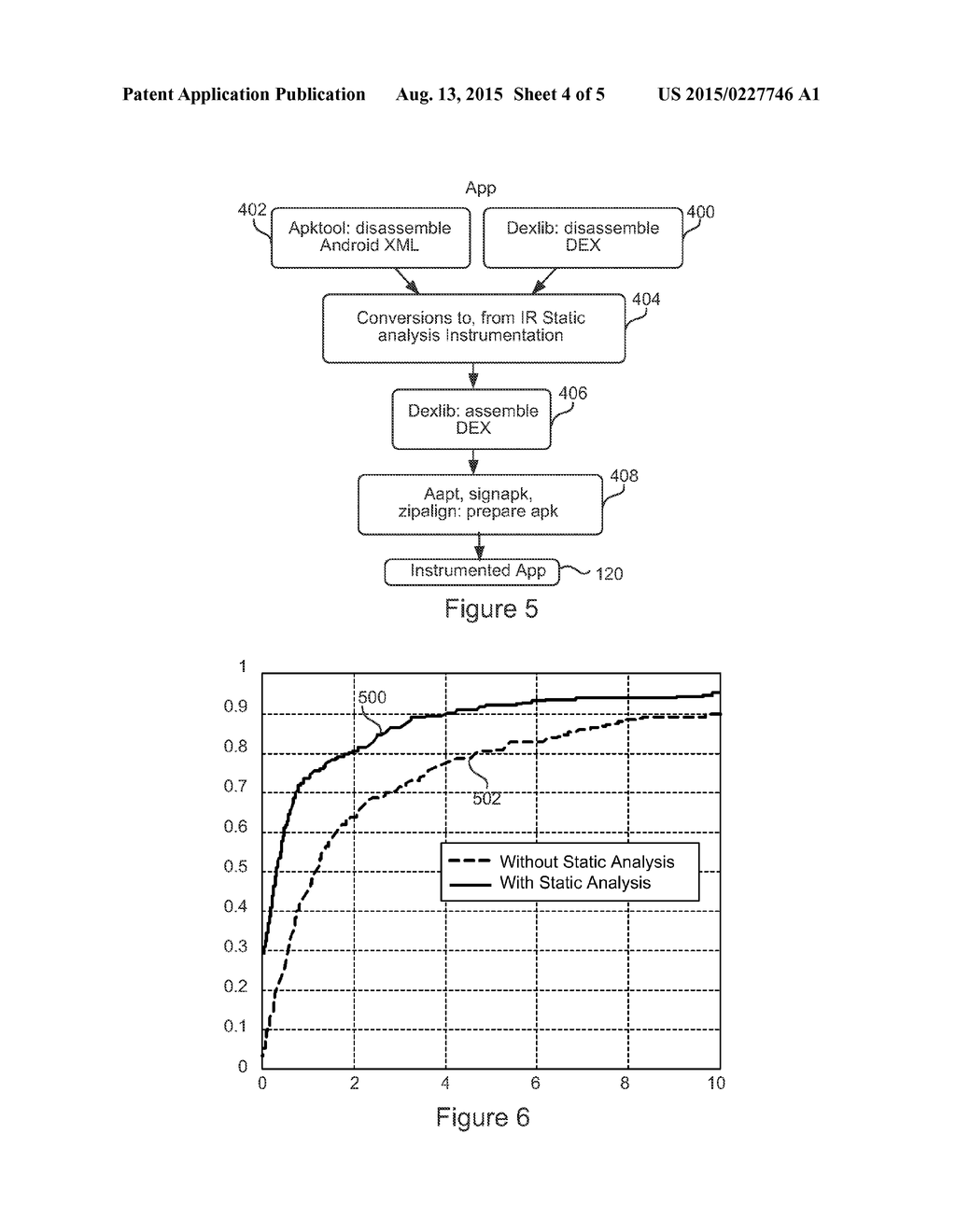 System and Method for Privacy Leakage Detection and Prevention System     without Operating System Modification - diagram, schematic, and image 05