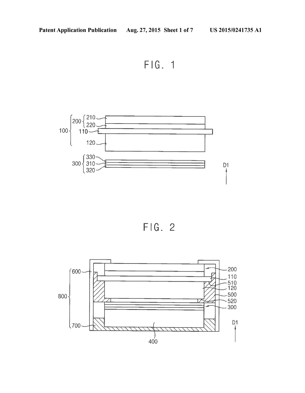 DISPLAY PANEL, DISPLAY APPARATUS HAVING THE SAME AND METHOD OF     MANUFACTURING THE SAME - diagram, schematic, and image 02