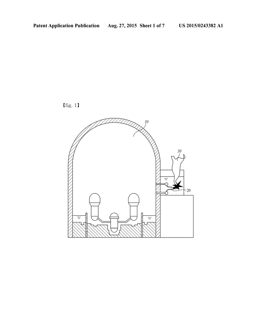 Passive containment air cooling device and system with isolated passive containment air cooling device and system with isolated pressure boundary diagram schematic and image 02 pooptronica Image collections