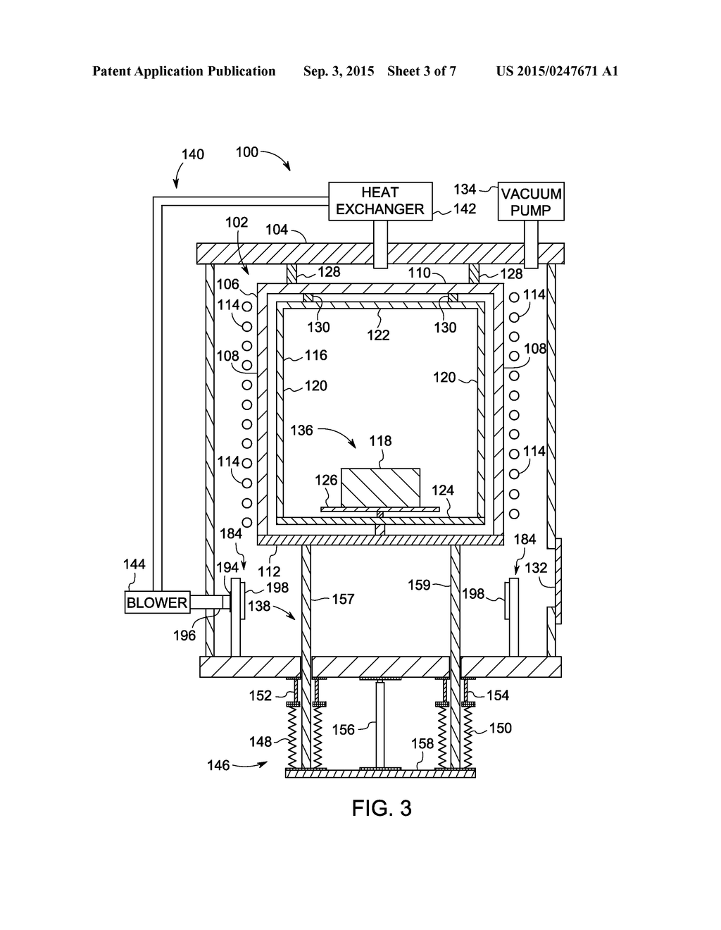 system for maintaining interior volume integrity in an induction central electric furnace wiring diagram system for maintaining interior volume integrity in an induction vacuum furnace and method of making same diagram, schematic, and image 04