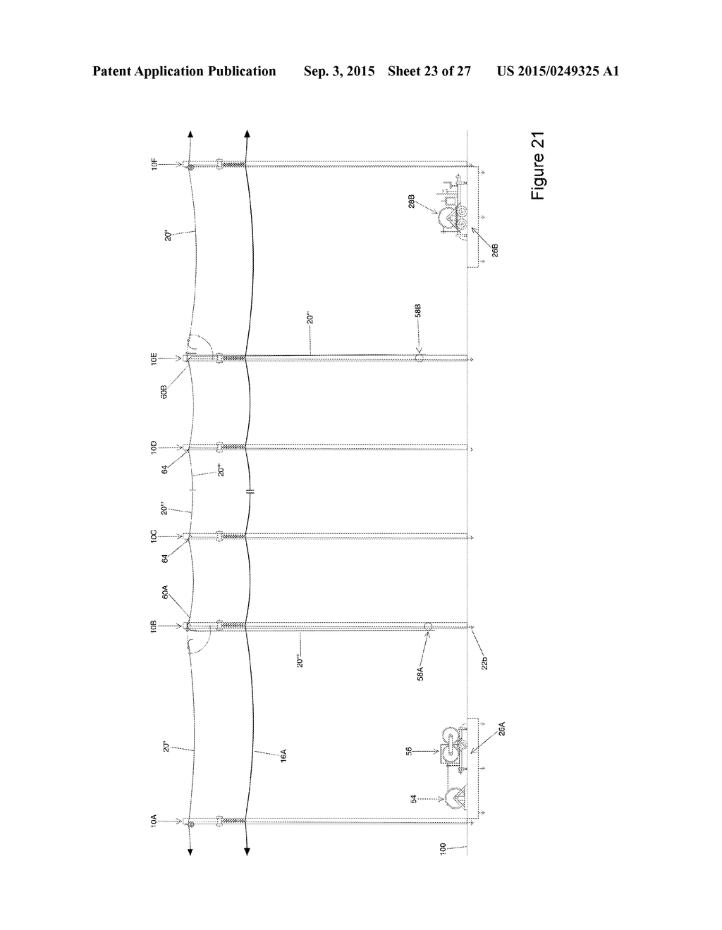 METHOD FOR STRINGING REPLACEMENT OPTICAL GROUND WIRE OR STATIC WIRE ...