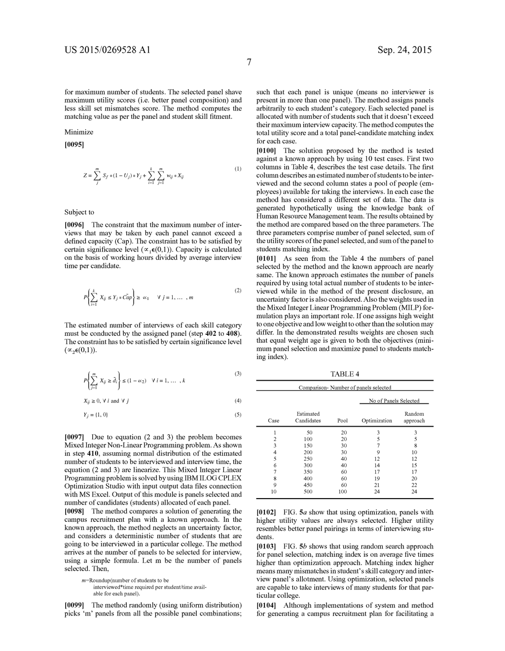 SYSTEM AND METHOD FOR GENERATING A CAMPUS RECRUITMENT PLAN FOR AN ...