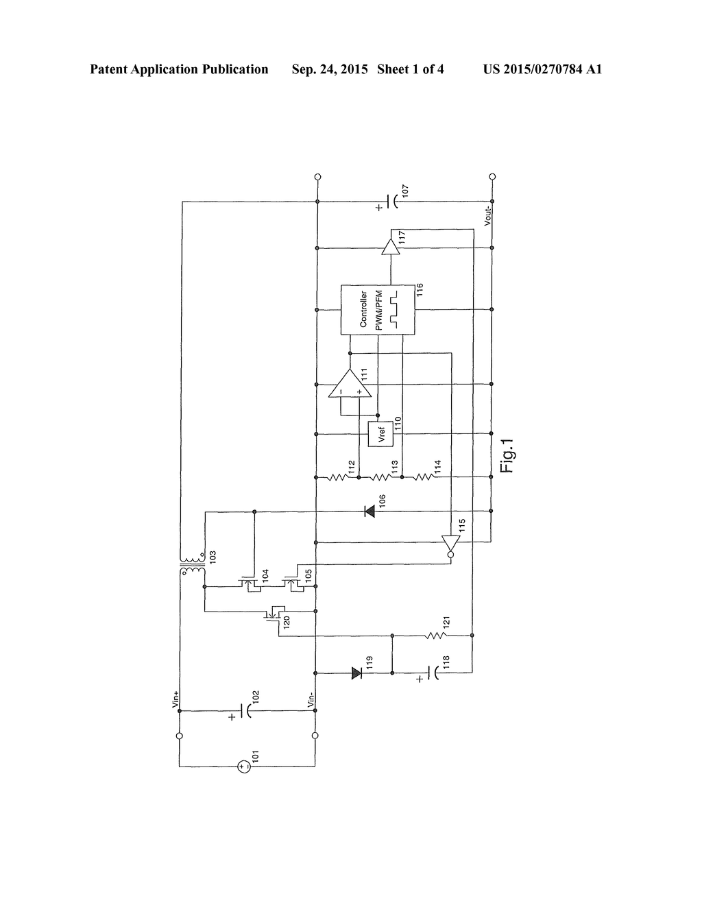 Flyback Converter Circuit Diagram Schematic And Image 02