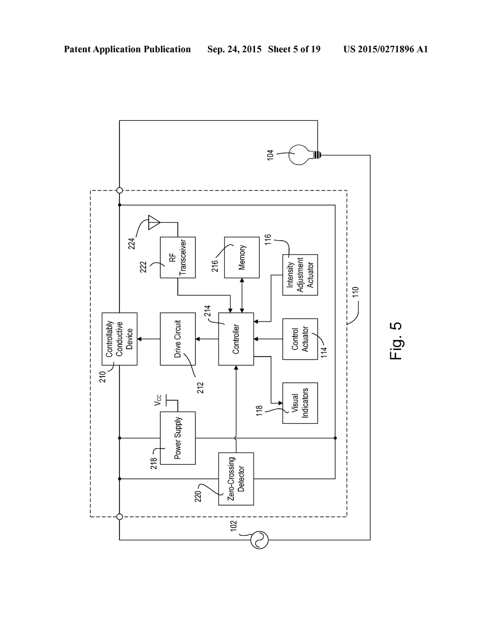Wireless Sensor Having A Controllable Photosensitive Circuit Cell Phone Detector Diagram On Zero Crossing Schematic And Image 06
