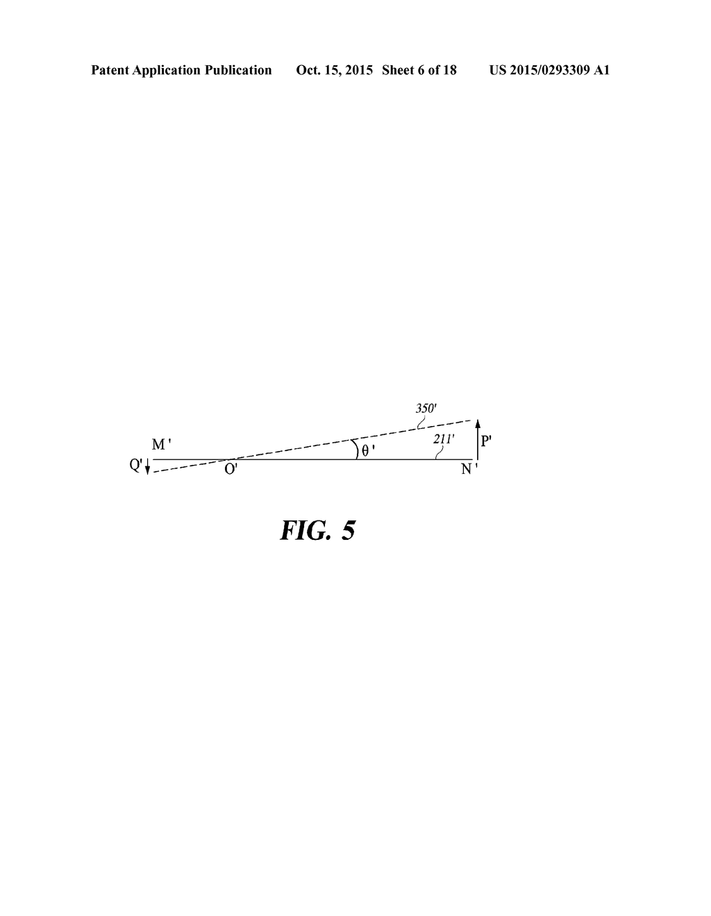 METHOD AND APPARATUS FOR ALIGNING OPTICAL ELEMENT - diagram, schematic, and image 07
