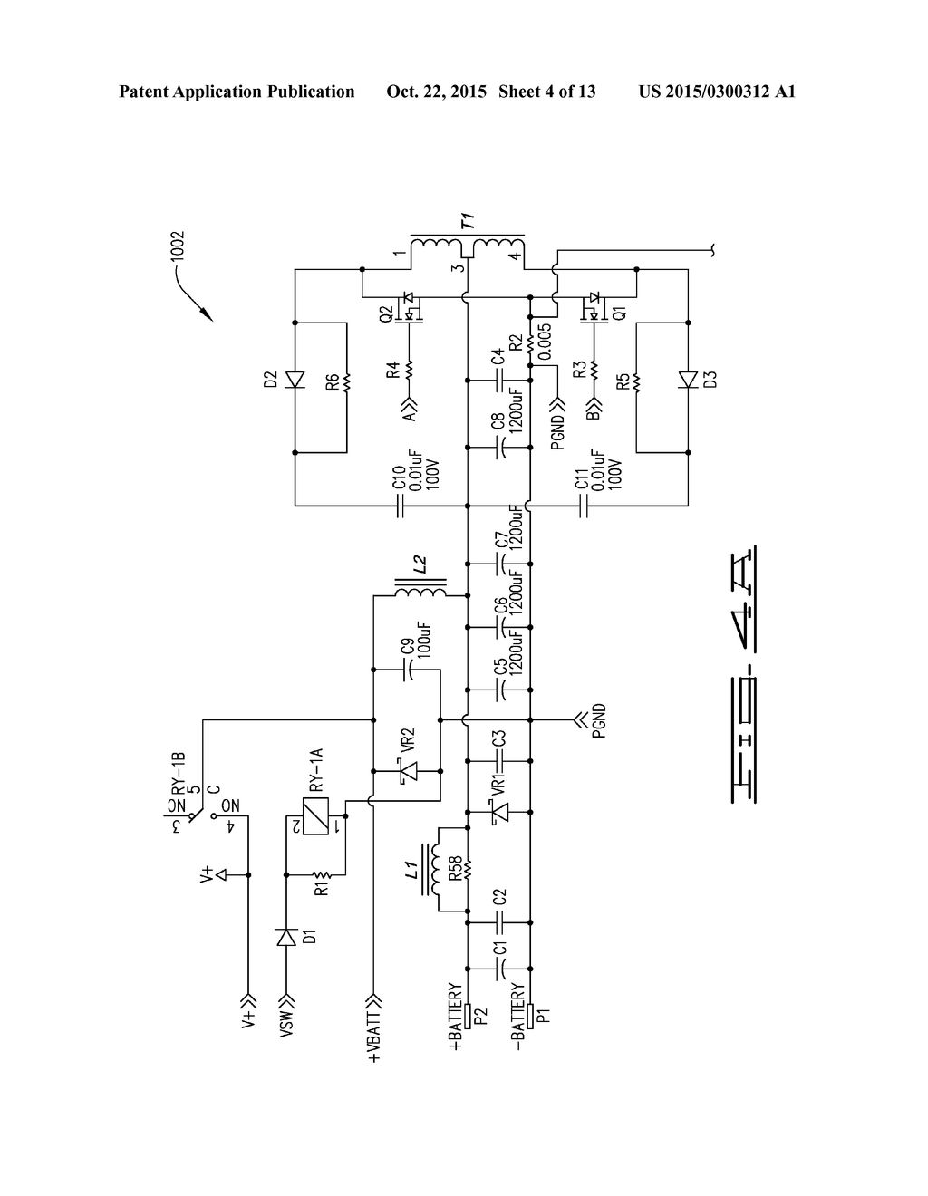 multi-spark and continuous spark ignition module, system, and method -  diagram, schematic, and image 05