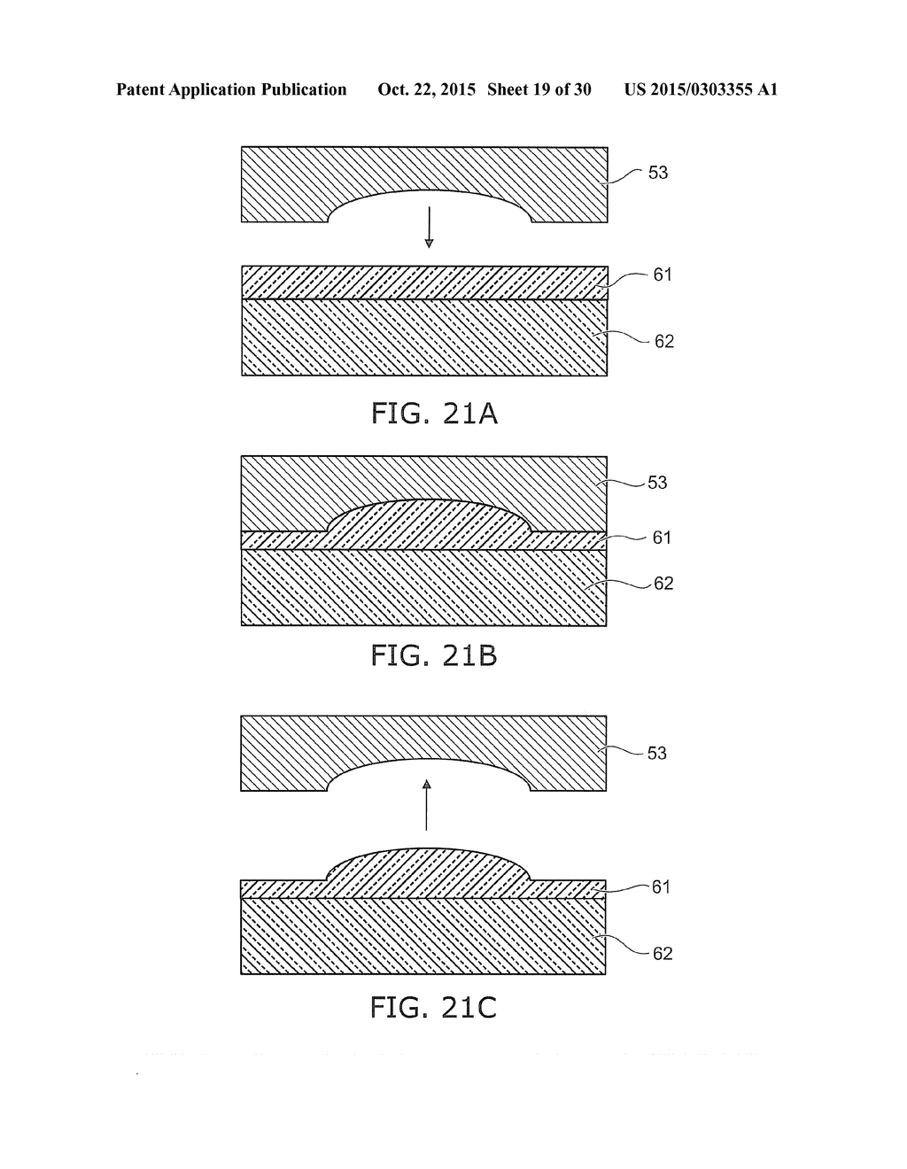 SEMICONDUCTOR LIGHT EMITTING DEVICE AND METHOD FOR MANUFACTURING SAME - diagram, schematic, and image 20