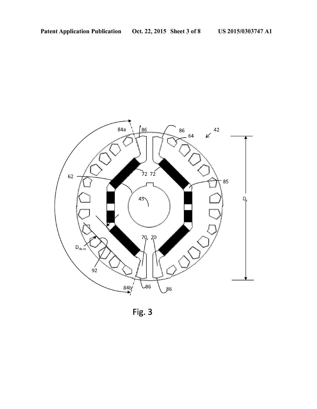 permanent magnet motor schematic