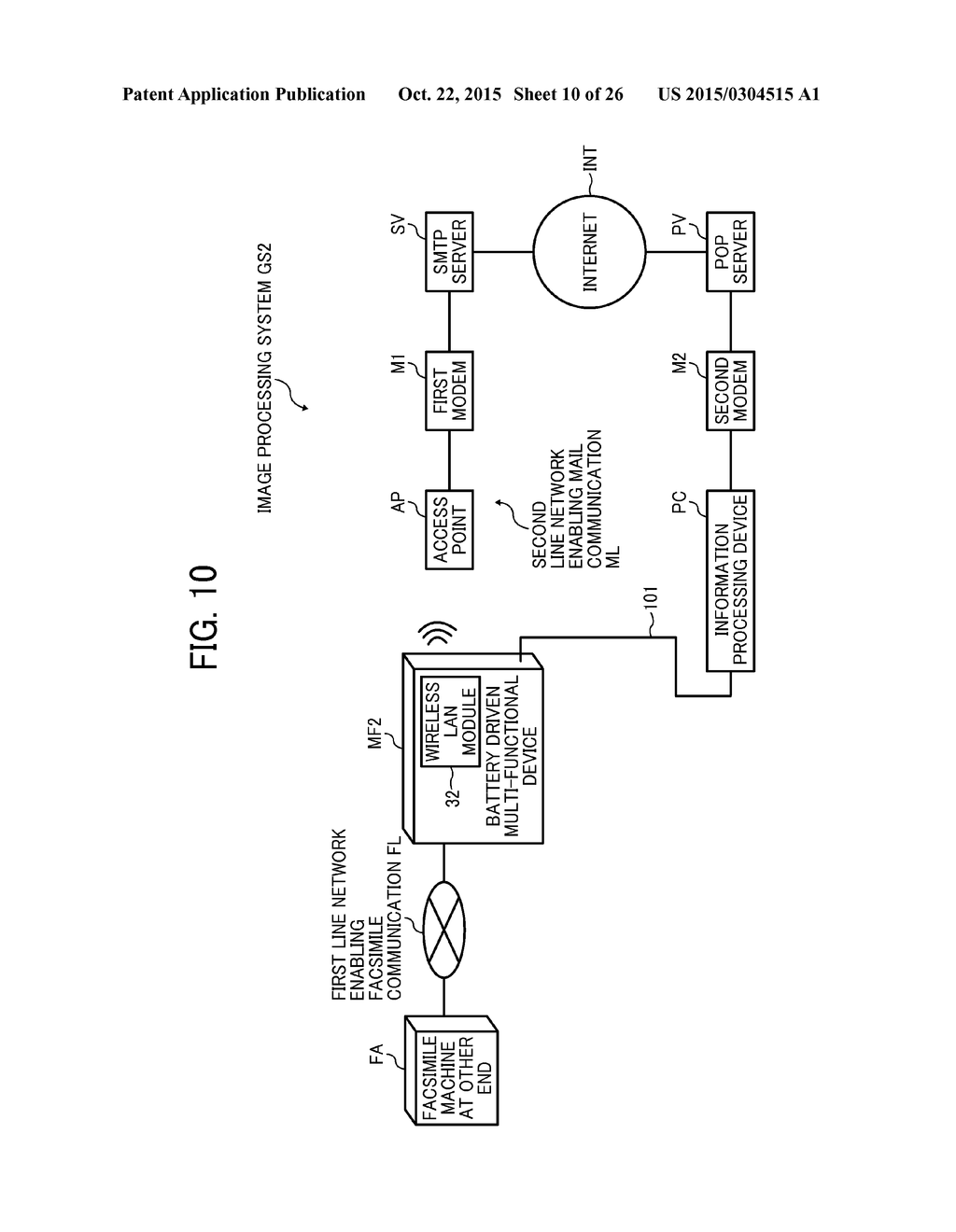 IMAGE PROCESSING APPARATUS, IMAGE CONTROL METHOD, AND RECORDING MEDIUM     STORING IMAGE CONTROL PROGRAM - diagram, schematic, and image 11