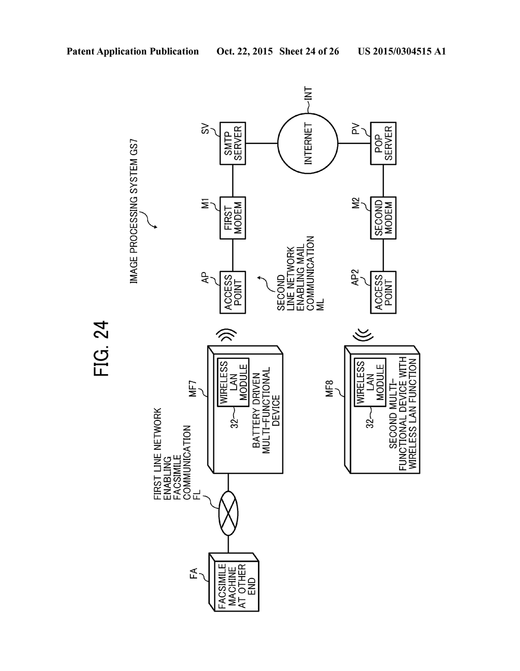 IMAGE PROCESSING APPARATUS, IMAGE CONTROL METHOD, AND RECORDING MEDIUM     STORING IMAGE CONTROL PROGRAM - diagram, schematic, and image 25