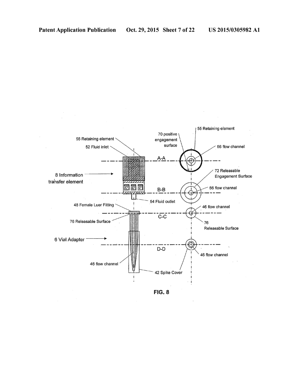 Medication and Identification Information Transfer Apparatus - diagram, schematic, and image 08