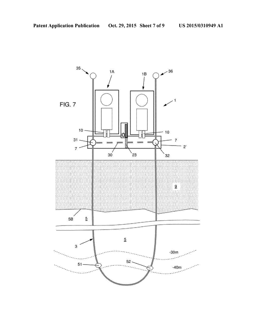 Water Intake Installation For Cooling A Nuclear Power Plant And Circuit Diagram Comprising Such An Schematic Image 08