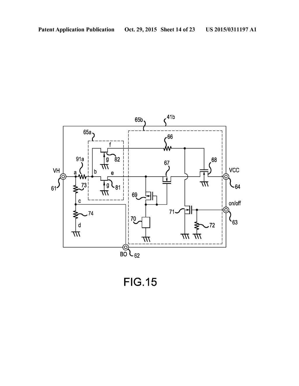 SEMICONDUCTOR DEVICE, SWITCHING POWER SUPPLY CONTROL IC, AND ... on
