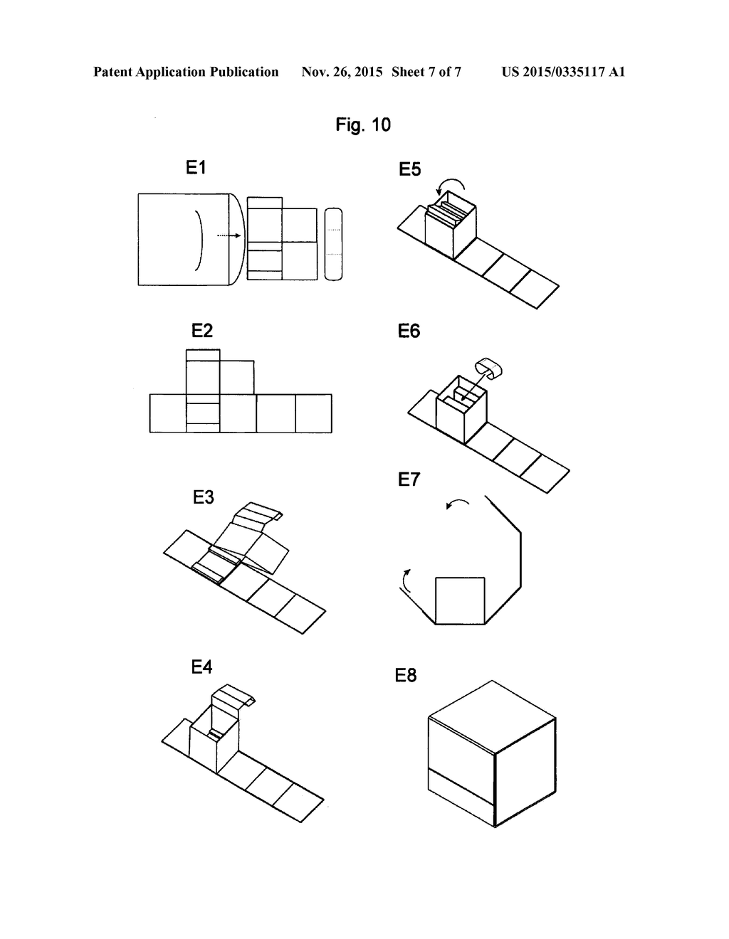 FOLDING BOX FOR A TIMEPIECE - diagram, schematic, and image 08