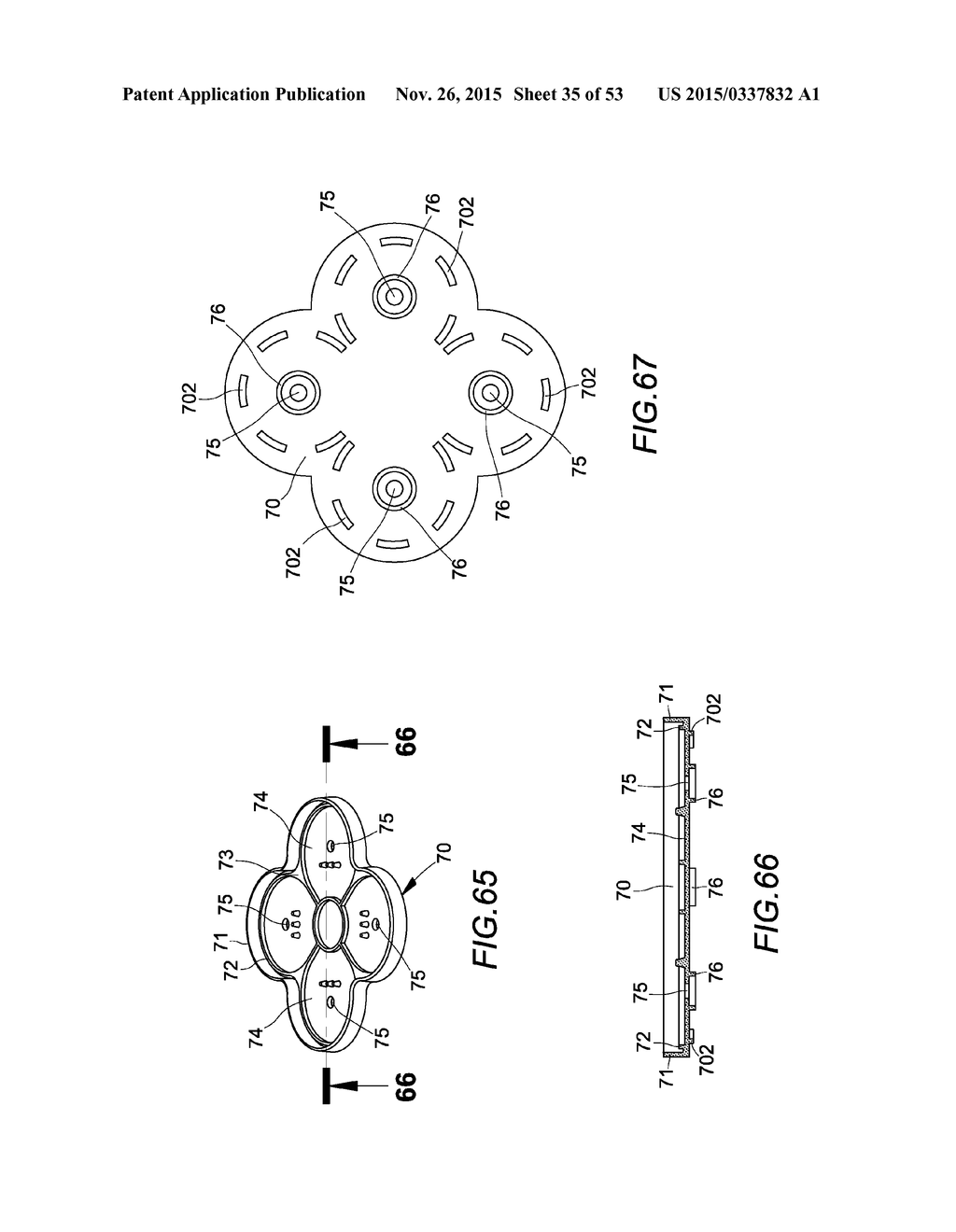 Vibration reducing structure for four compression chamber diaphragm vibration reducing structure for four compression chamber diaphragm pump diagram schematic and image 36 ccuart Choice Image